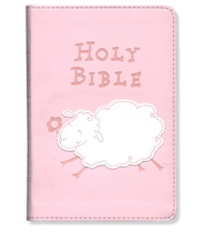 ICB Really Woolly Bible, Pink   -     By: DaySpring