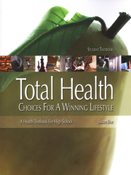 Total Health High Student Softcover   -     By: Susan Boe