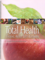 Total Health Middle School, Teacher's Edition   -     By: Susan Boe