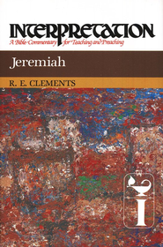 Jeremiah, Interpretation Commentary, Slightly Imperfect   -