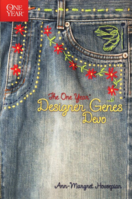 The One-Year Designer Genes Devo   -     By: Ann-Margret Hovsepian