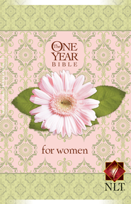 The NLT One Year Bible for Women - softcover  -