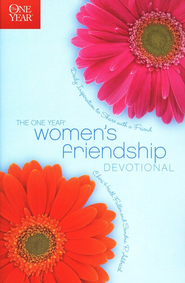 The One Year Women's Friendship Devotional  -     By: Cheri Fuller, Sandra P. Aldrich