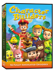 Character Builders: 8-DVD Set   -