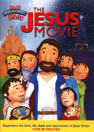 The Jesus Movie DVD   -     By: Gwen Ellis