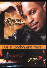 Live In London and More, DVD   -     By: Donnie McClurkin