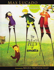 The Tallest of Smalls - Slightly Imperfect  -     By: Max Lucado