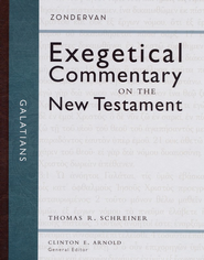 Galatians: Zondervan Exegetical Commentary on the New Testament [ZECNT]-eBook  -     By: Thomas R. Schreiner
