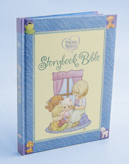 Precious Moments Storybook Bible  -     By: Sam Butcher