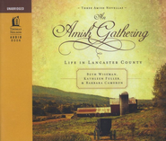 An Amish Gathering: Unabridged audiobook on CD  -     By: Beth Wiseman