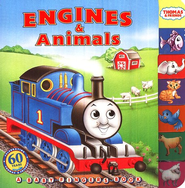 Thomas & Friends: Engines & Animals  -     By: Rev. W. Awdry     Illustrated By: Josie Yee