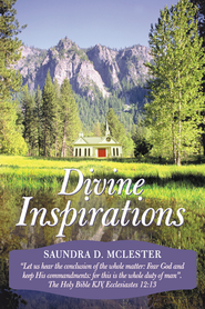 Divine Inspirations - eBook  -     By: Saundra McLester