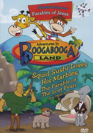 Adventures in Booga Booga Land: Squid Sushi Loses His Marbles, Volume 2 DVD  -              By: Richard Milner
