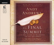The Final Summit--Audiobook   -     By: Andy Andrews