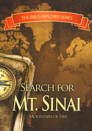 Search for Mt. Sinai DVD  -