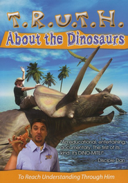 T.R.U.T.H. About the Dinosaurs, DVD   -