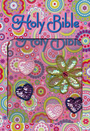 ICB Shiny Sequin Bible - Slightly Imperfect  -