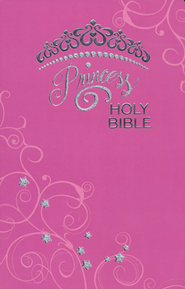 ICB Princess Bible-Pink - Imperfectly Imprinted Bibles  -     By: Thomas Nelson