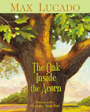 The Oak Inside the Acorn - Slightly Imperfect  -