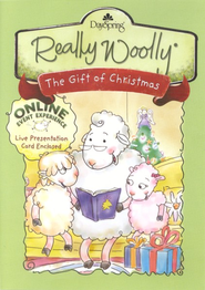 Really Woolly DVD, The Gift of Christmas   -
