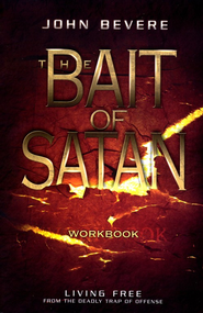 Bait of Satan: Living Free From the Deadly Trap of Offense, Workbook - Slightly Imperfect  -