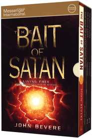 Bait of Satan: Living Free From the Deadly Trap of Offense, DVD Curriculum  -     By: John Bevere