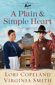 Plain and Simple Heart, A - eBook  -     By: Lori Copeland, Virginia Smith