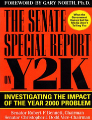 Senate Special Report on Y2K - eBook  -     By: Robert Bennett, Christopher Dodd