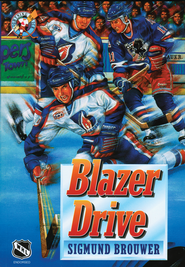 Hockey #5: Blazer Drive - eBook  -     By: Sigmund Brouwer