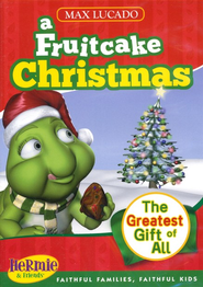 A Fruitcake Christmas DVD  -