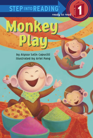 Monkey Play - eBook  -     By: Alyssa Satin Capucilli