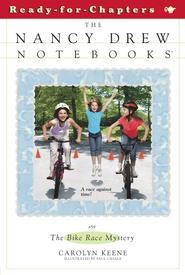 The Bike Race Mystery - eBook  -     By: Carolyn Keene     Illustrated By: Paul Casale