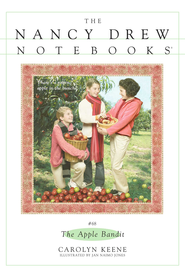 The Apple Bandit - eBook  -     By: Carolyn Keene     Illustrated By: Jan Naimo Jones