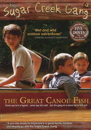 The Sugar Creek Gang #2: The Great Canoe Fish, DVD    -