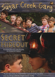 The Sugar Creek Gang #4: Secret Hideout DVD  -