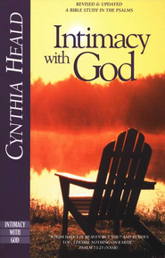 Intimacy With God, Revised and Expanded - Slightly Imperfect   -     By: Cynthia Heald