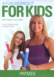 FitStix: A Fun Workout for Kids    -