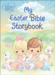 Precious Moments: My Easter Bible Storybook - Slightly Imperfect  -