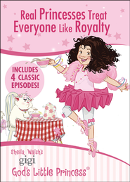Gigi: Real Princesses Treat Everyone Like Royalty, Double DVD  -