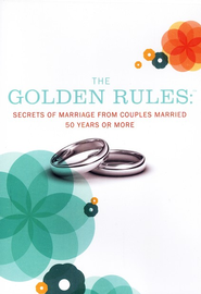 The Golden Rules: Traditional Marriage, DVD   -