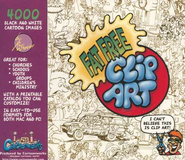 Fat Free Clip Art on CD-ROM   -