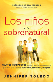 Los Ninos y lo Sobrenatural - eBook  -     By: Jennifer Toledo
