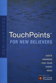 NEW! TouchPoints For New Believers    -     By: Ronald A. Beers, Amy E. Mason