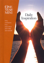 The One-Year Mini Daily Inspiration   -     By: Ronald A. Beers, Amy E. Mason