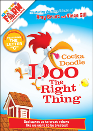 Cocka Doodle Doo The Right Thing DVD  -