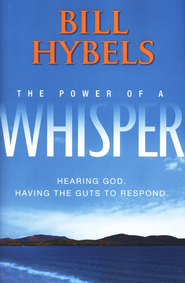 The Power of a Whisper: Hearing God, Having the Guts to Respond - Slightly Imperfect  -