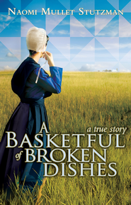 A Basketful of Broken Dishes - eBook  -     By: Naomi Stutzman