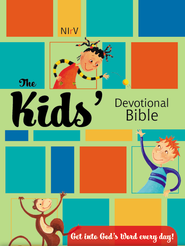 The Kids' Devotional Bible / Revised - eBook  -
