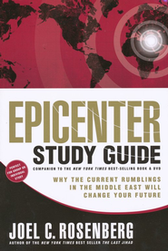 Epicenter Study Guide  -     By: Joel C. Rosenberg