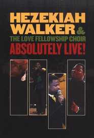 Absolutely Live! DVD  -     By: Hezekiah Walker